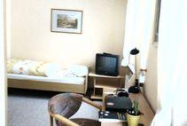 Einzelzimmer Pension Franz