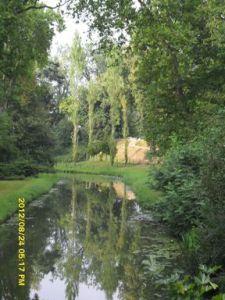 Wörtlitzer Park - Kanal