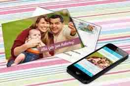 Fotopostkarten mit Apps