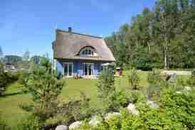 Haus Ostseestrand auf Rügen