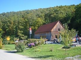 Weinparadiesscheune bei Bullenheim