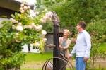 Pfingsten 2017 präsentiert sich die Kunst auch in den mecklenburgischen Gärten