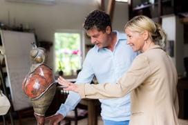 Am Pfingstwochenende wird Kunst in Mecklenburg erlebbar